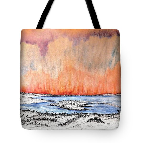 Walk Of Change Tote Bag