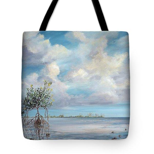 Walking Tree Tote Bag by AnnaJo Vahle