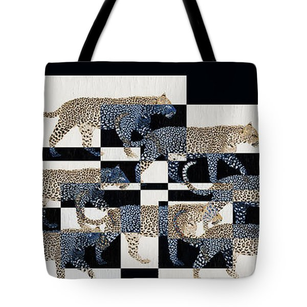 Walking With Ghosts Tote Bag