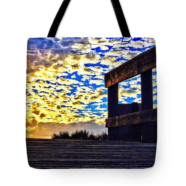 Walkway To Heaven Tote Bag