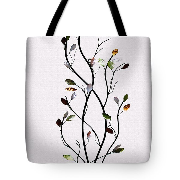 Wall Art 1 Tote Bag by Jennifer Muller