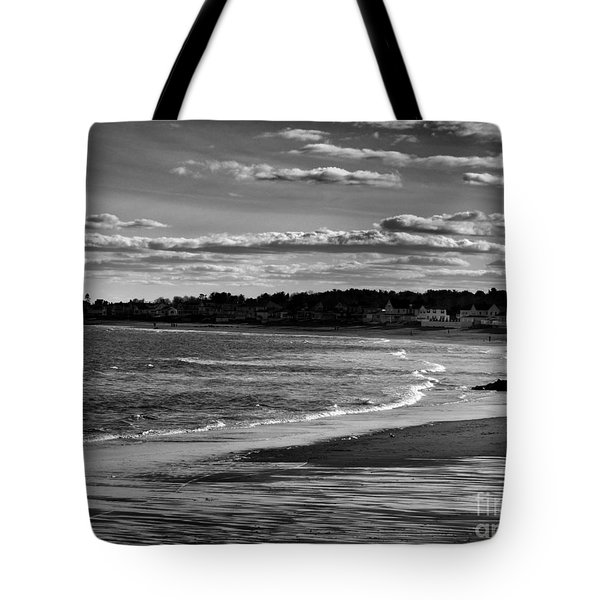 Wallis Beach Tote Bag