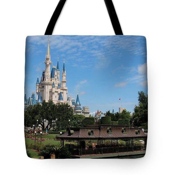 Walt Disney World Orlando Tote Bag