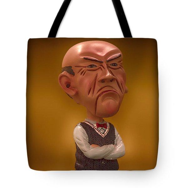 Walter Tote Bag