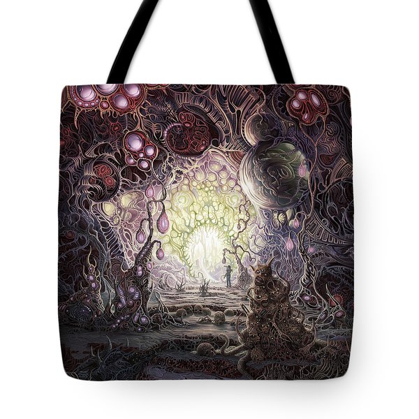 Wanderer Tote Bag by Mark Cooper