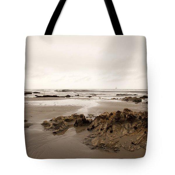 Wandering Tote Bag by Amanda Barcon