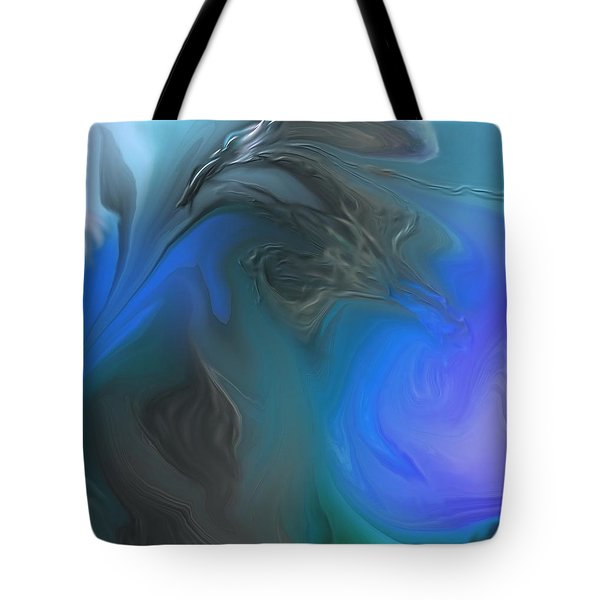 Wandering The Rift Tote Bag by Aliceann Carlton
