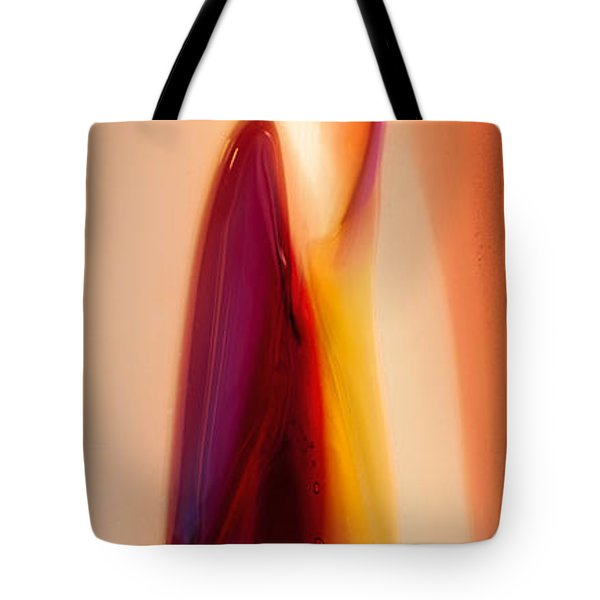 Wanting More Tote Bag by Omaste Witkowski