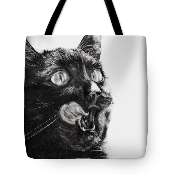 Wanting Tote Bag by Valerie  Bruzzi