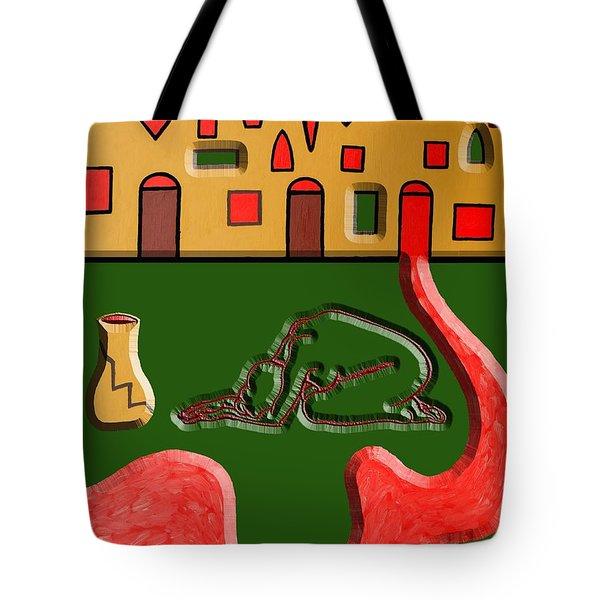 War 3 Tote Bag by Patrick J Murphy