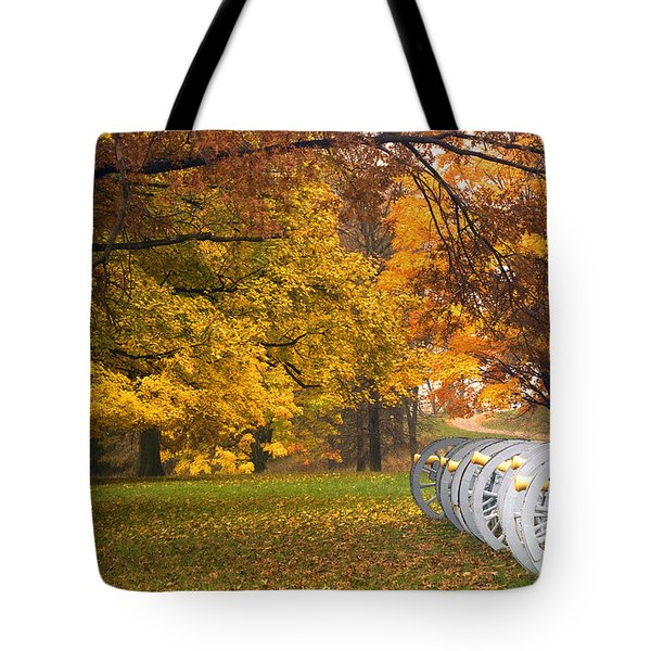 War And Peace Tote Bag by Paul W Faust -  Impressions of Light