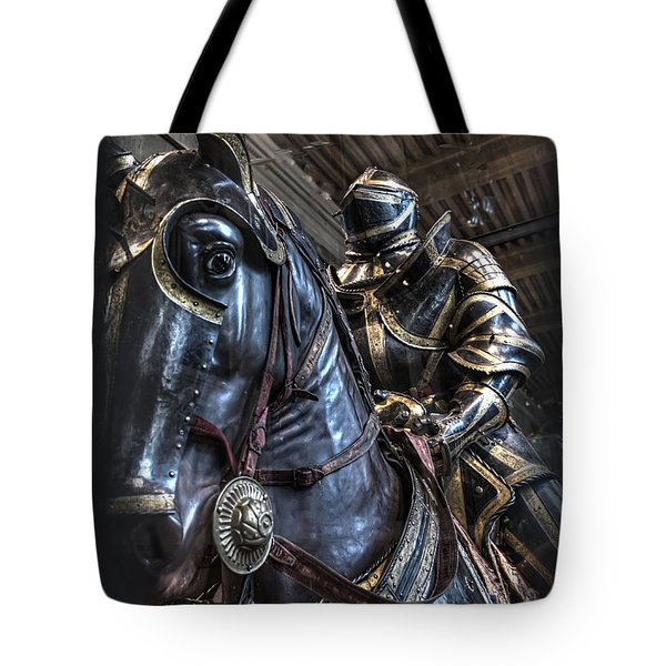 War Horse Tote Bag