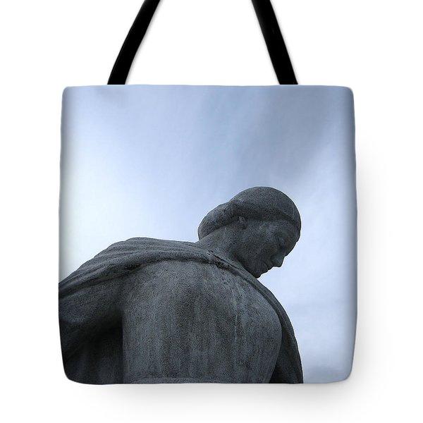 War Memorial  Tote Bag by Cheryl Hoyle