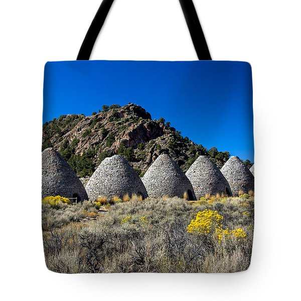 Wards Charcoal Ovens Tote Bag