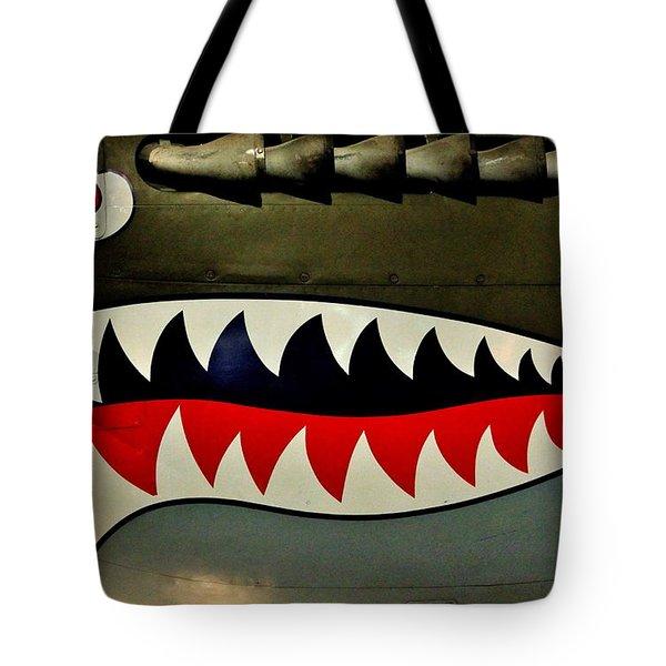 Warhawk Tote Bag
