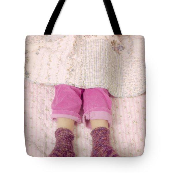 Warm And Cozy Tote Bag by Joana Kruse