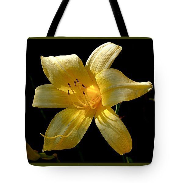 Warm Glow Tote Bag by Rona Black