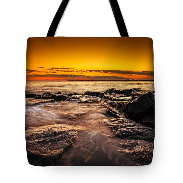 Warm Summer Glow  Tote Bag