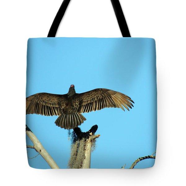 Warming Up Tote Bag
