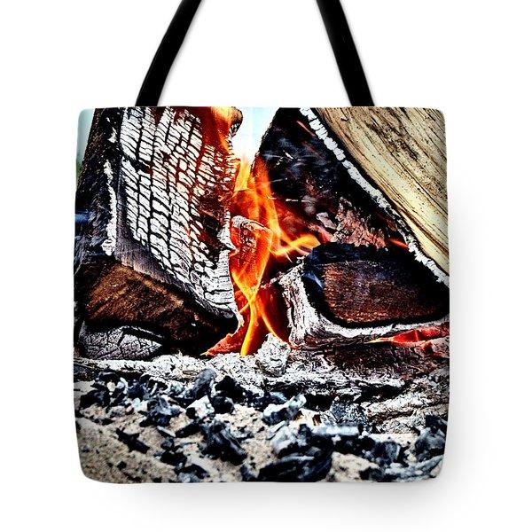 Warmth Tote Bag