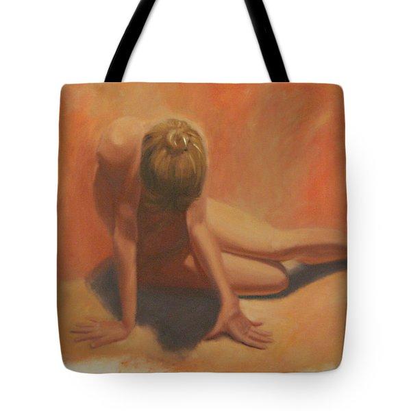 Warmth Tote Bag by Sarah Parks
