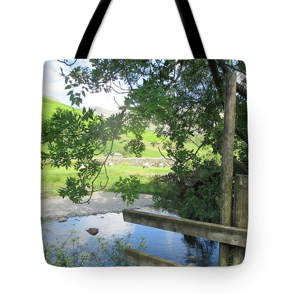 Wasdale Head Stile Tote Bag