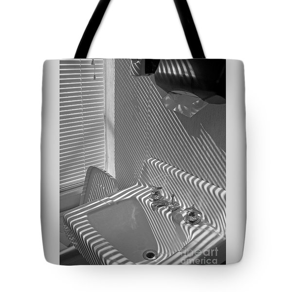 Wash Please Tote Bag by Ann Horn