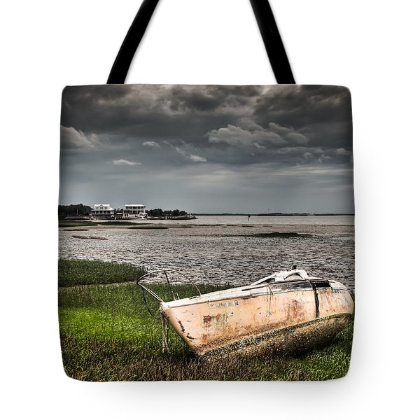 Washed Ashore Tote Bag