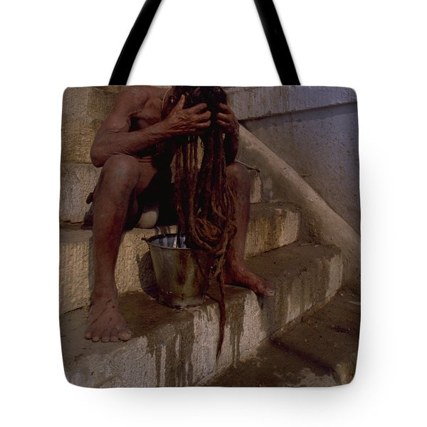 Varanasi Hair Wash Tote Bag