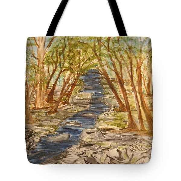 Washington Backcountry Tote Bag