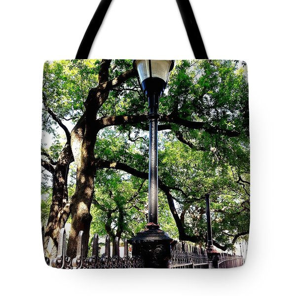 Washington Square Tote Bag
