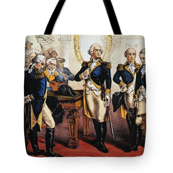 Washingtons Farewell Tote Bag by Granger