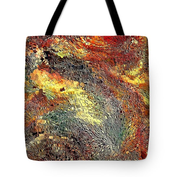 Watcher By Rafi Talby Tote Bag by Rafi Talby