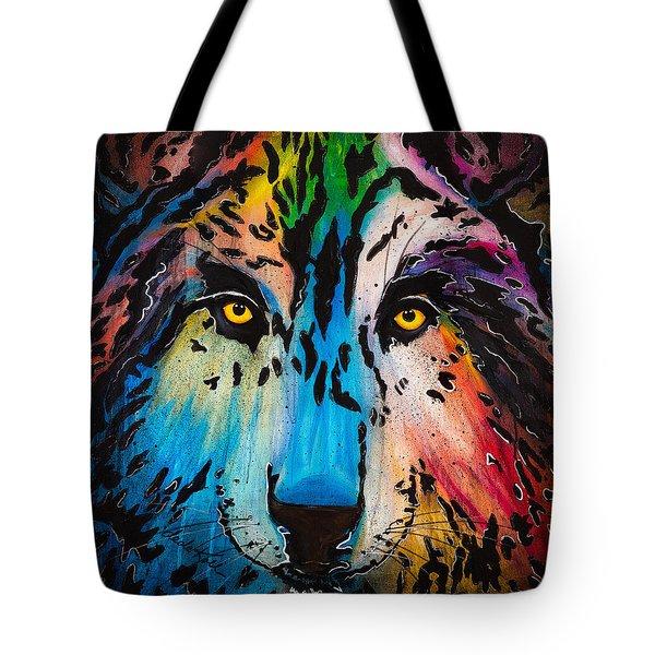 Watcher Tote Bag