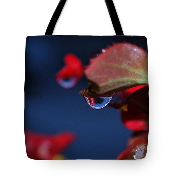 Water Coloured Rhapsody Tote Bag