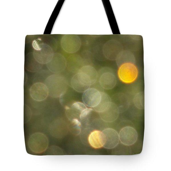 Sacred Water Tote Bag by Deborah Moen