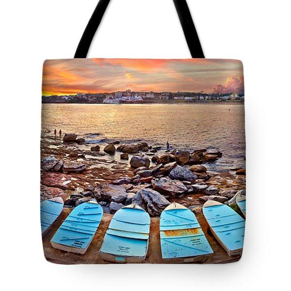 Water Guardians Tote Bag
