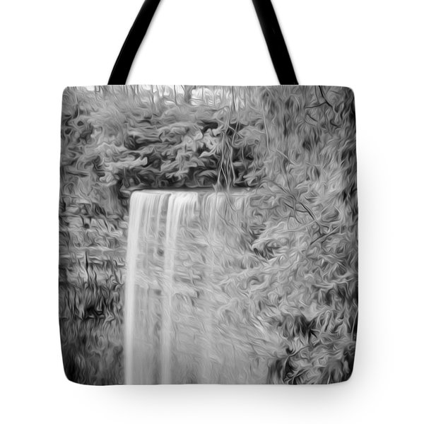 Water In Motion Tote Bag