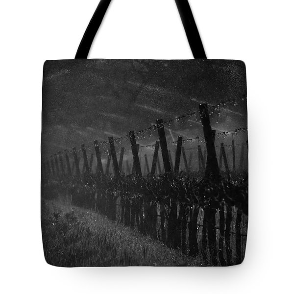 Water Into Wine Tote Bag by Bill Gallagher