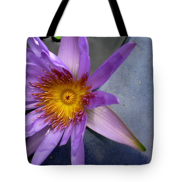 Lily Sparkle Tote Bag