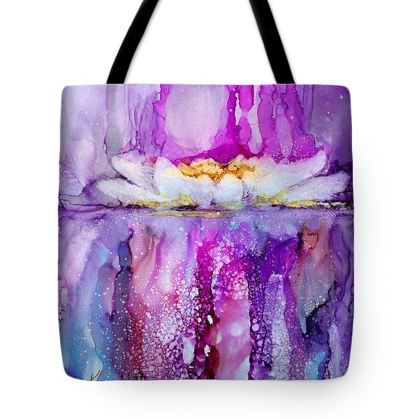 Water Lily Wonder Tote Bag