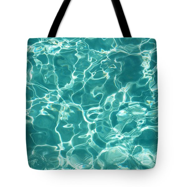 Water Meditation I. Five Elements. Healing With Feng Shui And Color Therapy In Interior Design Tote Bag
