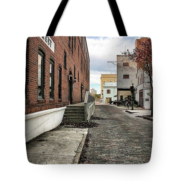 Water Street Tote Bag