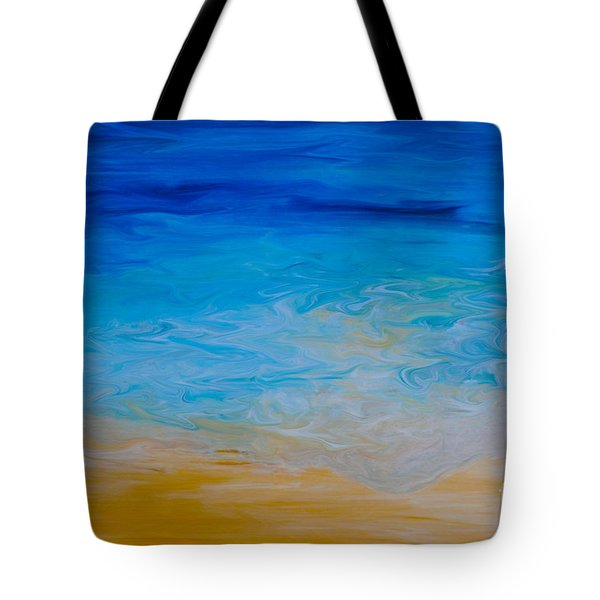 Water Vision Tote Bag