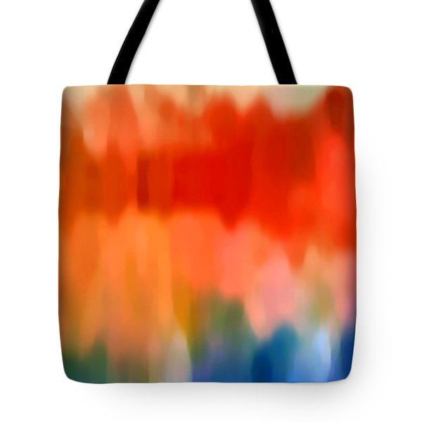Watercolor 5 Tote Bag by Amy Vangsgard