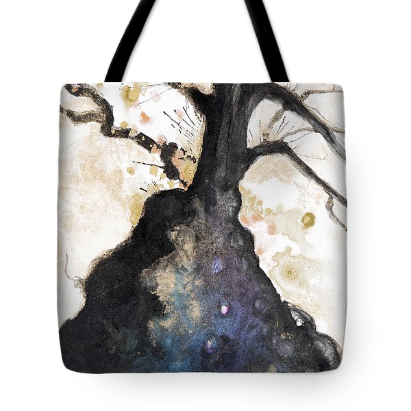 Watercolor Branches Tote Bag by Tara Thelen