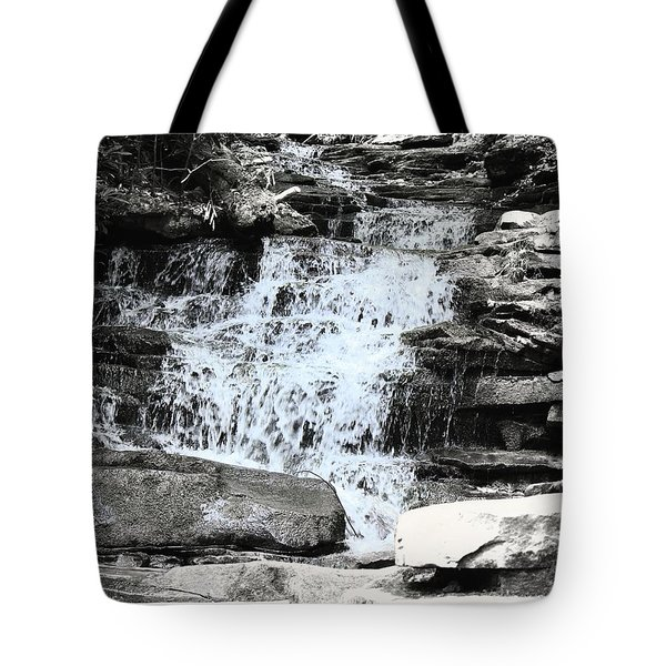 Waterfall 3 Tote Bag