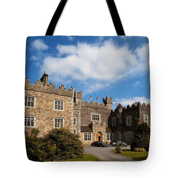Waterford Castle , County Waterford Tote Bag