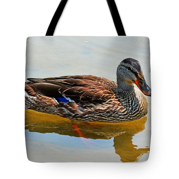 Waterfowl Tote Bag