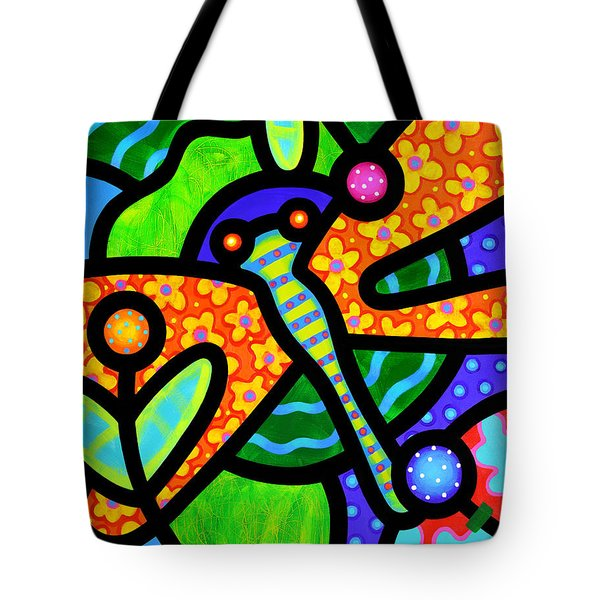 Watergarden Tote Bag